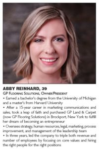 Abby Reinhard Future Focus Leader